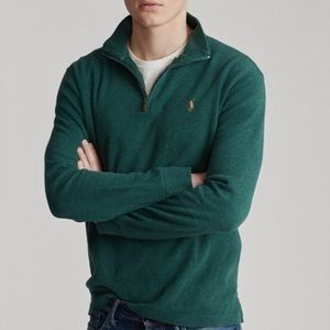 Polo Ralph Lauren Estate-Rib Half-Zip Pullover
